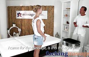 Tóc vàng trong bím tóc sử dụng máy rung trước xxx video hàn quốc khi lấy hai cocks trên giường